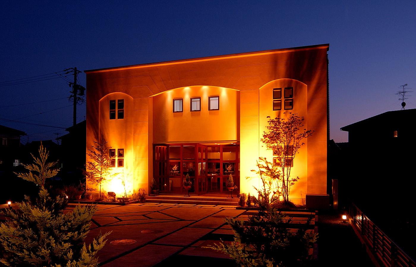 隠れ家一軒家でご褒美イタリアンは岐阜県各務原市のラマンカ